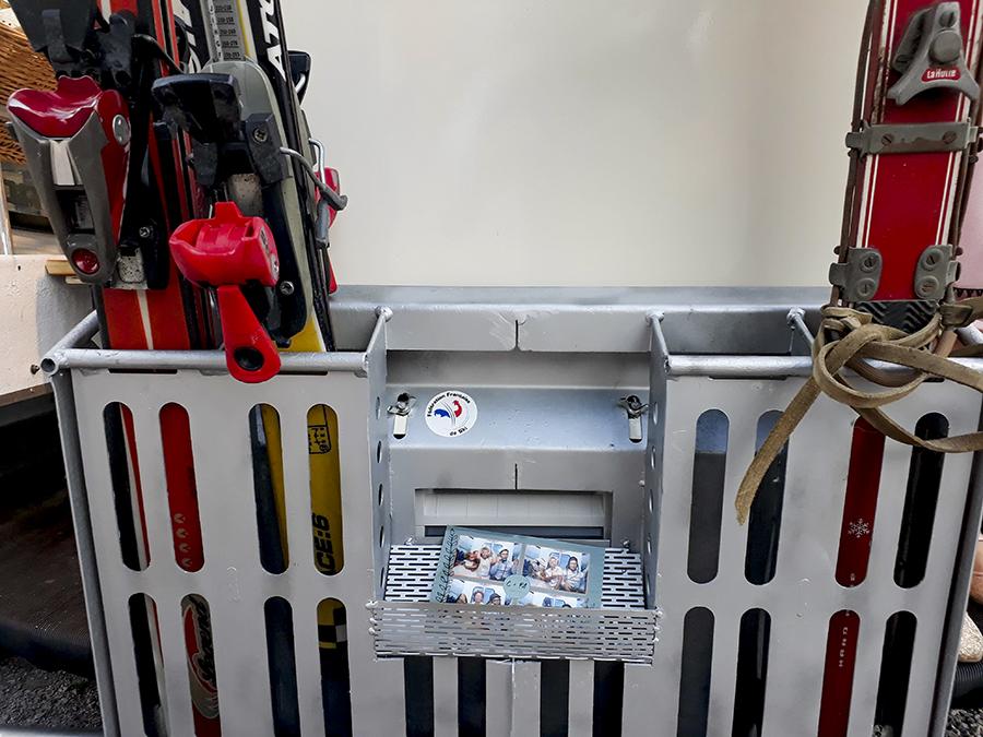Télécabine photobooth