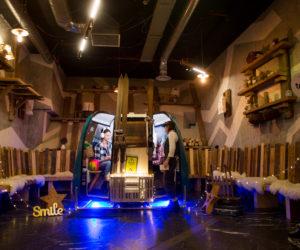 Photobooth chez Marc Veyrat
